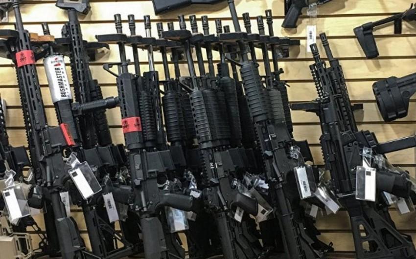 ABŞ-ın silah ixracının həcmi açıqlandı