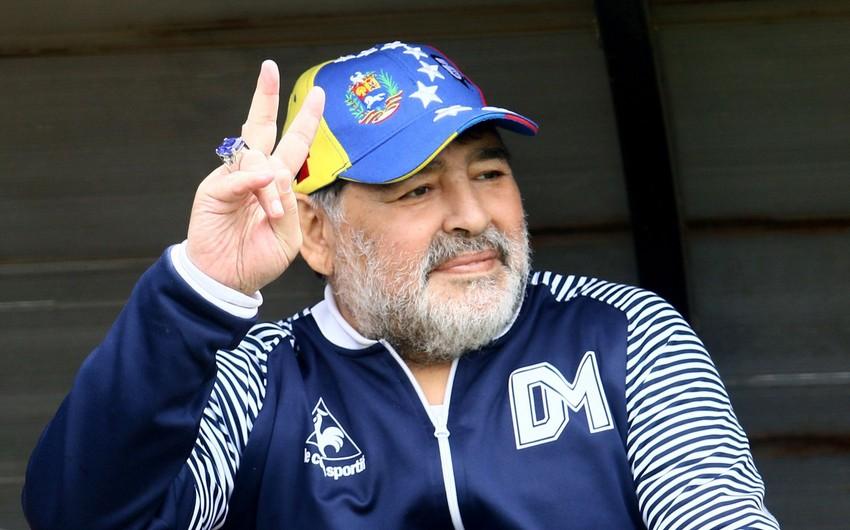Maradona tezliklə evə buraxılacaq -