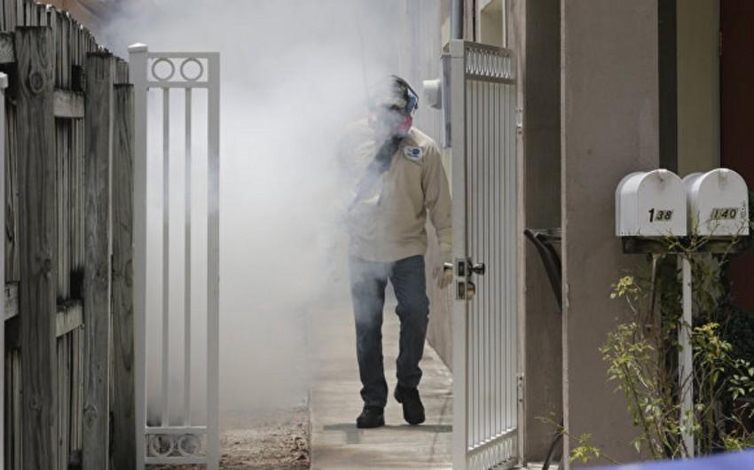Sinqapurda Zika virusuna yoluxanların sayı 318 nəfərə çatıb