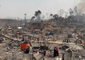 Rohingya camp fire leaves 15 dead, 400 missing