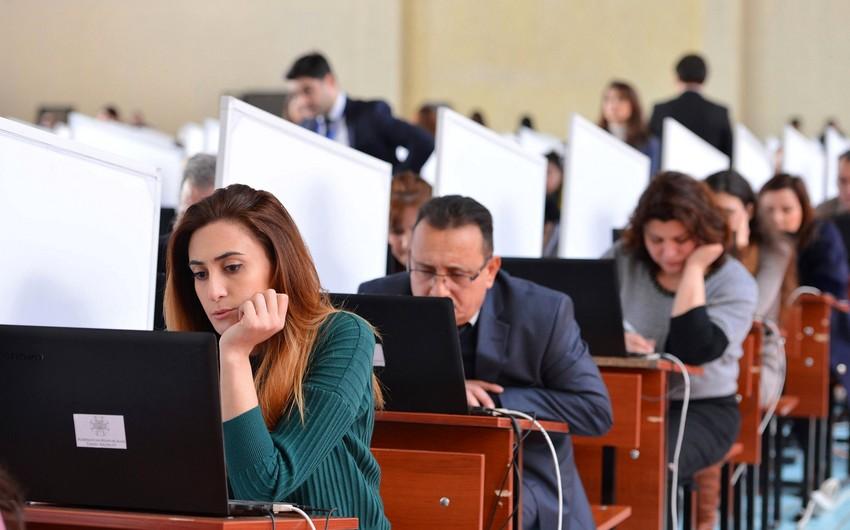 Dövlət qulluğuna qəbulun müsahibə mərhələsinin qrafiki açıqlanıb
