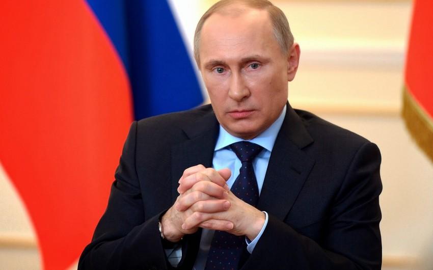 Putin: Rusiya konfrontasiyaya qoşulmaq niyyətində deyil