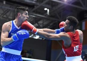 Bir boksçumuz finala yüksəldi, ikisi yarımfinal görüşünə çıxmadı