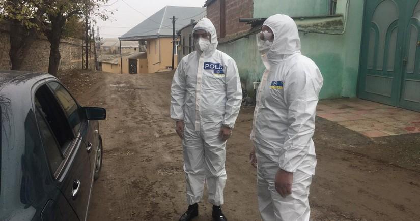 İctimai yerlərdə 17 koronavirus xəstəsi saxlanılıb