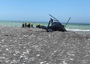 Yeni Zelandiyada helikopter qəzası baş verib, ölənlər var