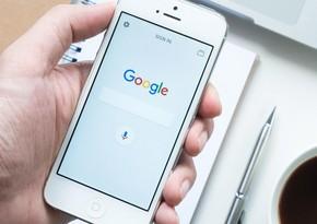 """Ötən il """"Google""""da ən çox axtarılan sözlər məlum olub"""