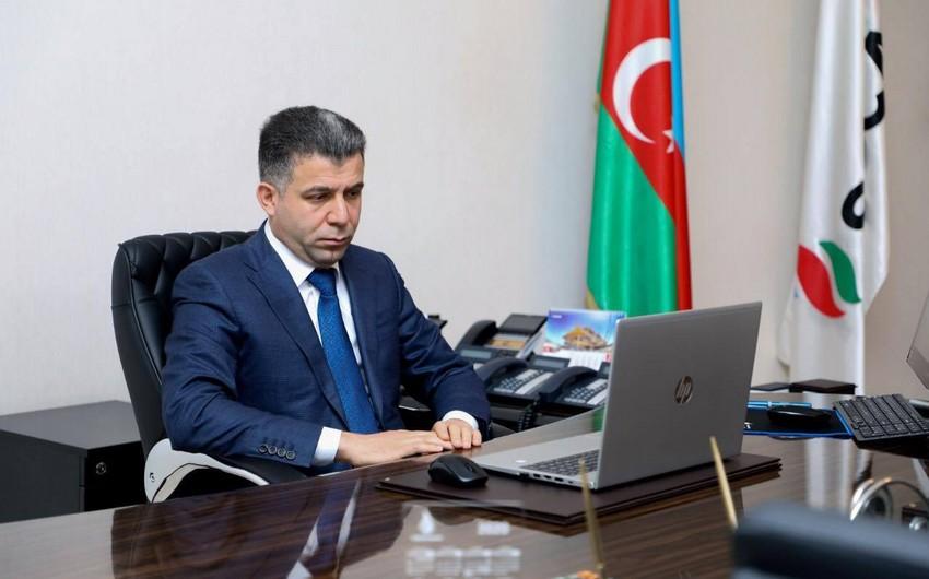 """""""Azəriqaz""""ın baş direktoru: Gücləndirilmiş iş rejimində çalışırıq - MÜSAHİBƏ"""