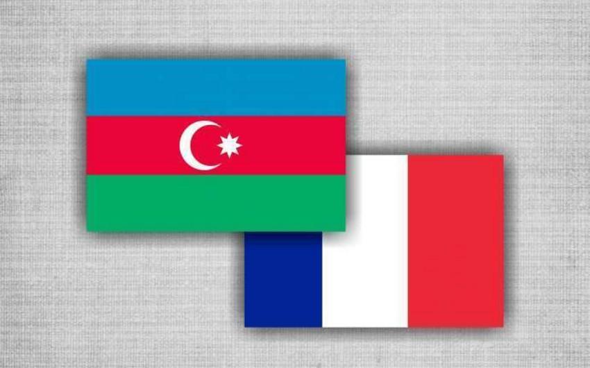 Fransa-Azərbaycan işgüzar görüşü keçirilib