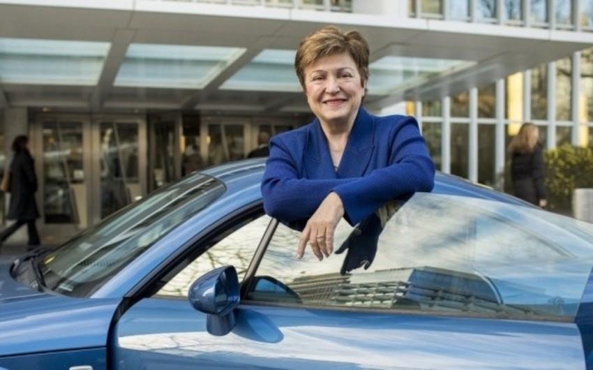 Кристалина Георгиева стала главой МВФ
