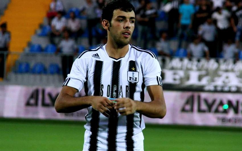 Azərbaycan milli komandasının futbolçusu yığmanın heyətindən kənarlaşdırılıb