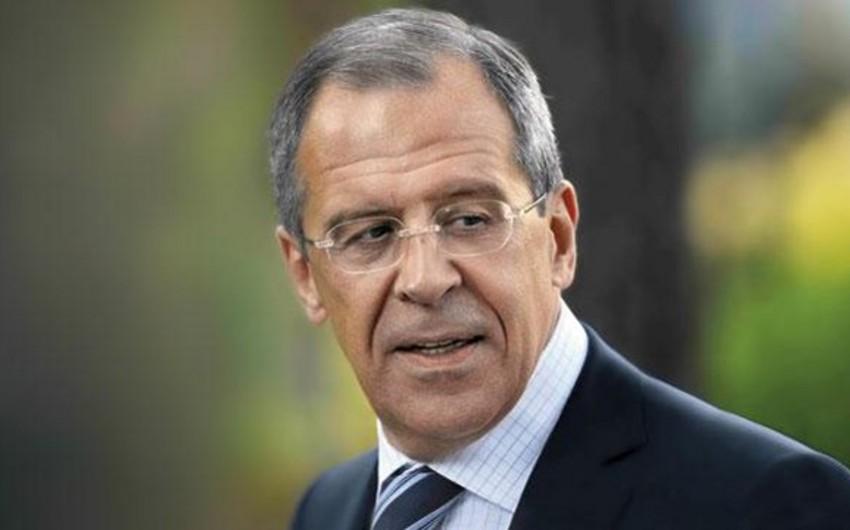 Lavrov to visit North Korea  tomorrow