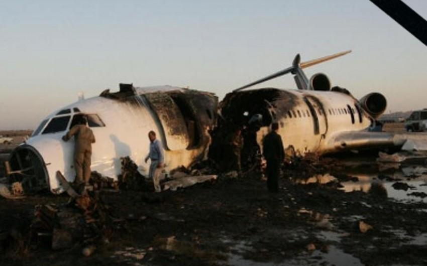 Иран обвинил российскую компанию в катастрофе Ту-154 рейса Тегеран-Ереван