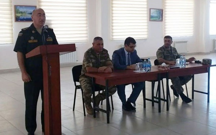 Ministry of Defense and State Committee for Work with Religious Associations hold joint event in military unit