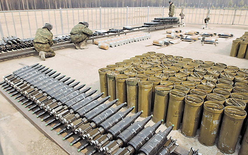 ​Russia intends to increase the supply of ammunition to Azerbaijan