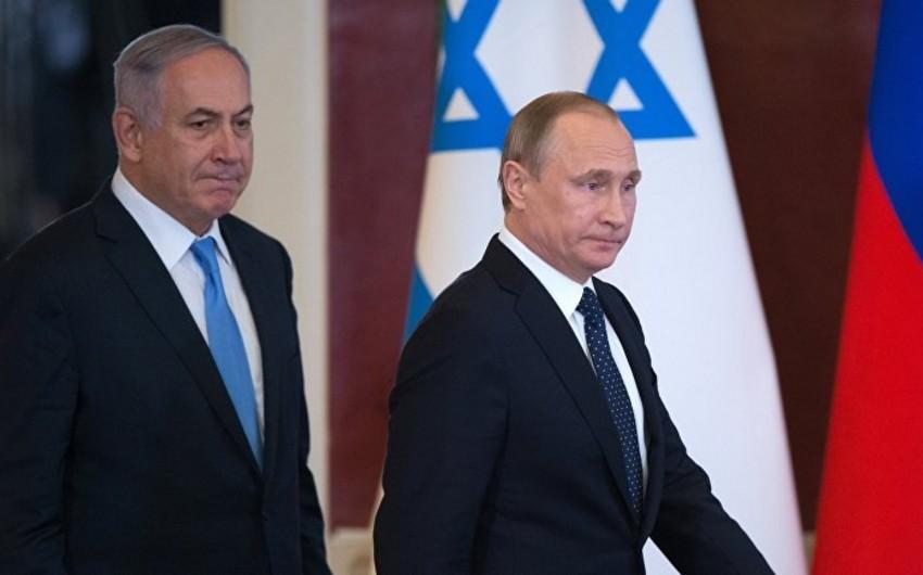 Putin Netanyahu ilə Soçidə görüşəcək