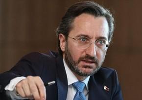 Türkiyə PA rəsmisi Qafqazda sülhün şərtini açıqladı