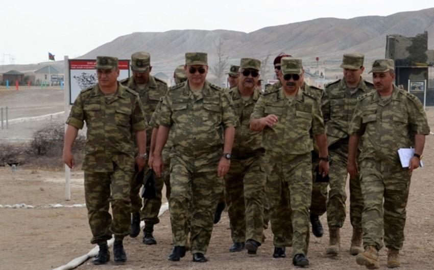 Открылся новый учебно-стрелковый центр министерства обороны Азербайджана