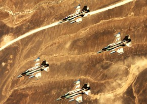 Израильская авиация ударила по объектам ХАМАС