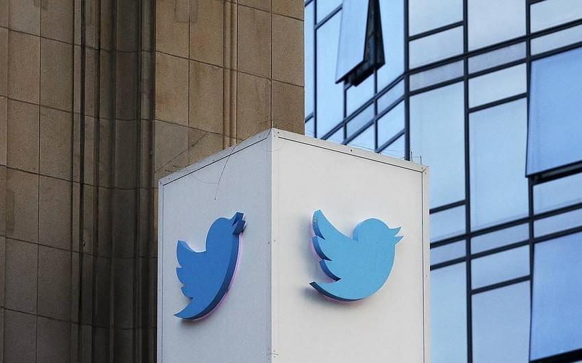 Tvitter Azərbaycana görə Ermənistanla əlaqəli 35 hesabı blokladı