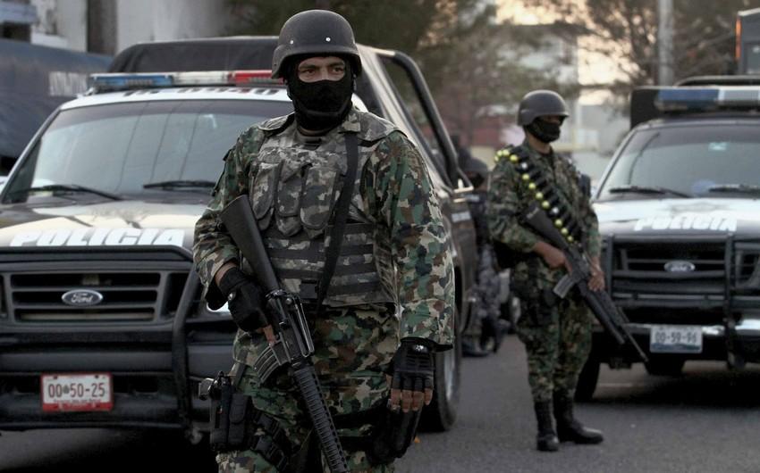 Meksikada həbsxanada qiyam olub: 7 ölü, 13 yaralı