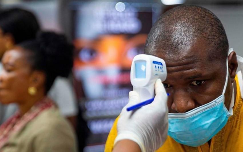 Afrikada koronavirusa yoluxanların sayı 51 mini ötdü