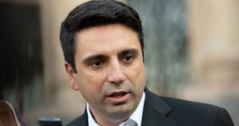 Armenian parliament speaker insulted in Cyprus