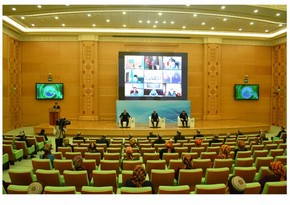 International Conference of Mayors of Friendly and Sister Cities of Ashgabat held