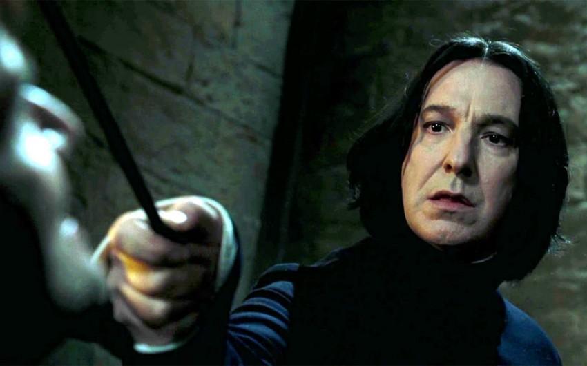 Harri Potterin ulduzu Alan Rikman vəfat edib