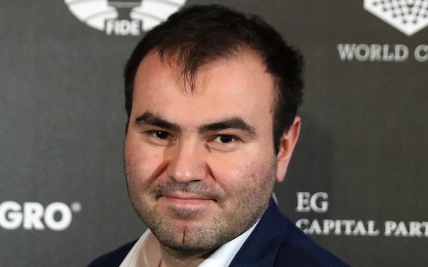 Şəhriyar Məmmədyarov onlayn turnirdə dördüncü yeri tutdu