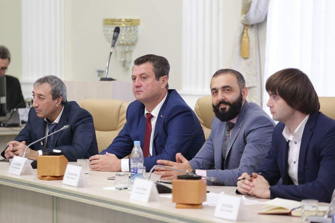 Представители азербайджанской диаспоры подружились с Ассамблеей народов России
