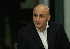 Saakaşvilinin lideri olduğu partiyaya yeni sədr seçilib