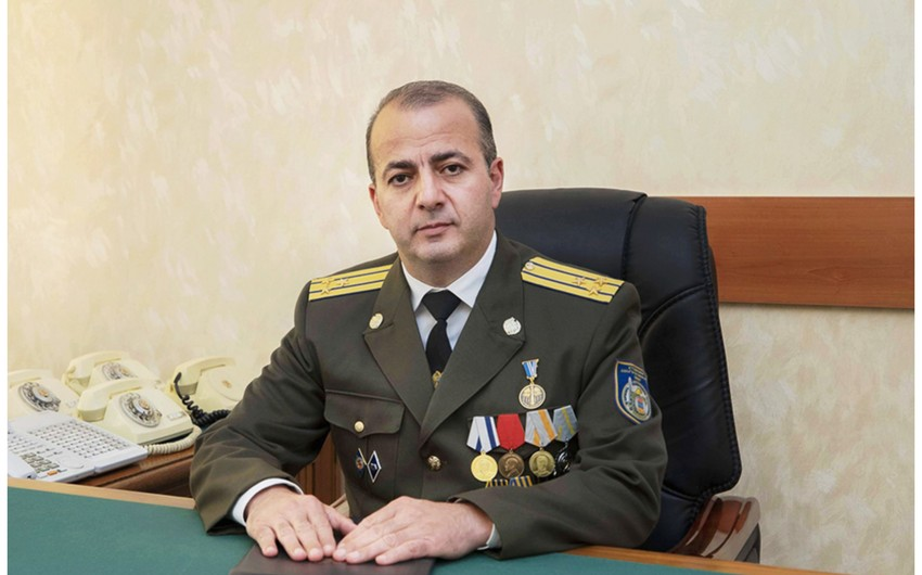 Ermənistan MTX-nin direktoru Moskvaya çağırılıb