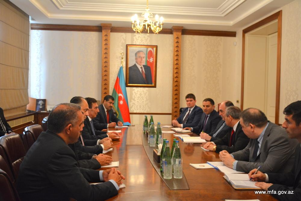 Председатель палаты представителей Иордании: Азербайджан придерживается решительной позиции в борьбе с международным терроризмом