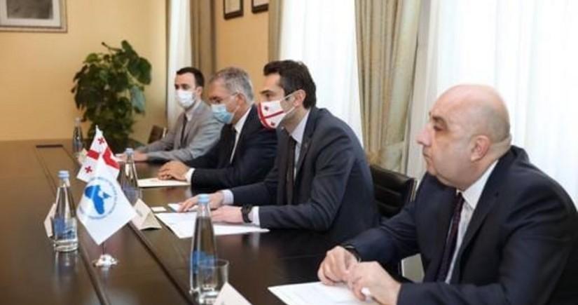 PABSEC, Georgia discuss economic, cultural co-op