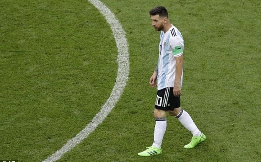 Месси приостановил карьеру в сборной Аргентины
