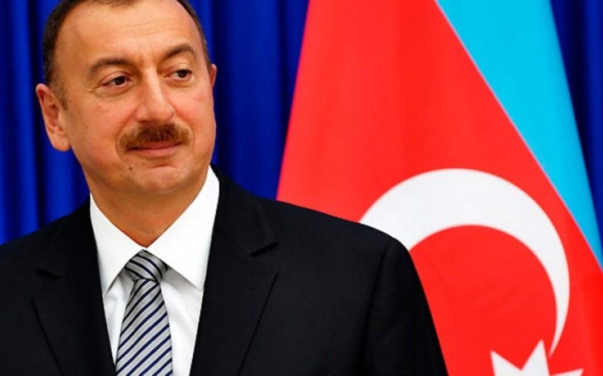 Azərbaycan prezidenti Keniya xalqını təbrik edib