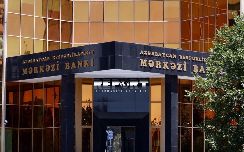 Azərbaycan Mərkəzi Bankının valyuta ehtiyatlarının azalması davam edir