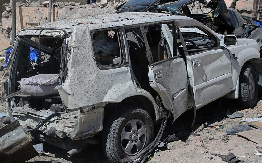 Somalidə partlayış baş verib: 4 ölü, 3 yaralı