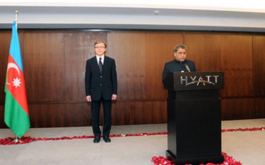В Баку отметили национальный праздник Индии