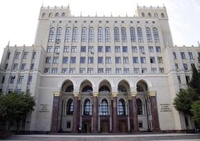 Генпрокуратура: Возбуждено уголовное дело в связи с выявленными в НАНА нарушениями