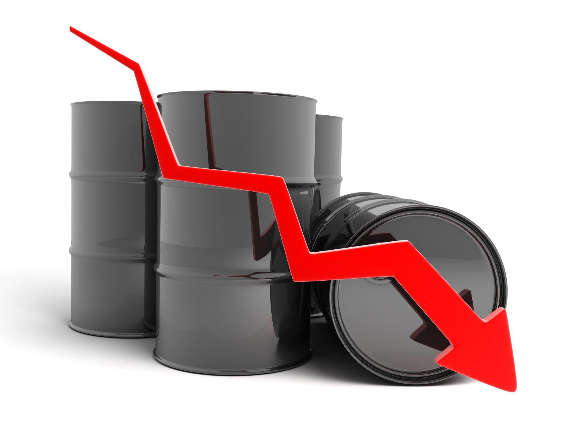 Azərbaycan nefti 2 dollardan çox ucuzlaşıb