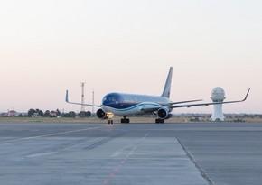 AZAL выполнил чартерный рейс из Дубая - ФОТО