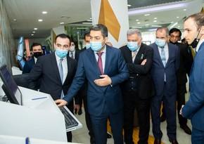 """İraq Parlamentinin nümayəndə heyəti """"ASAN xidmət""""də"""