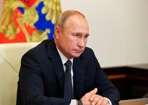 Putin apologizes for not attending CSTO summit