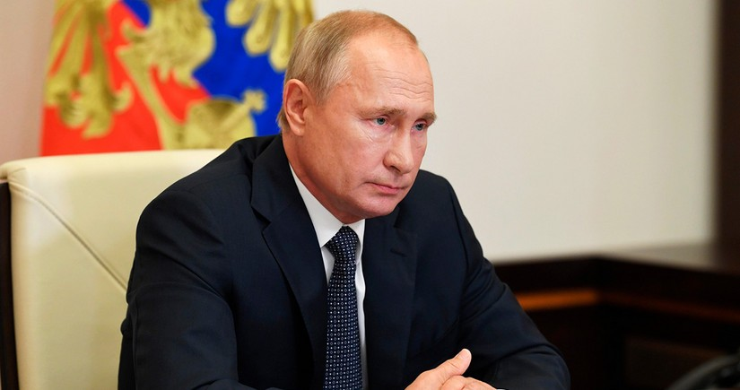Putin: Biden's image in media has nothing to do with reality