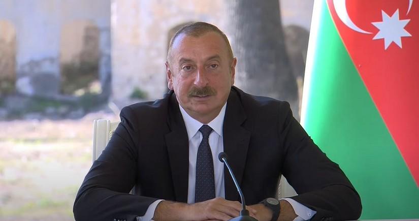 Ильхам Алиев: Все положения декларации являются гарантией нашего будущего сотрудничества