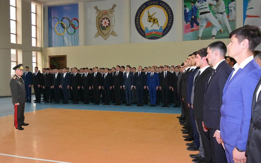 Ramil Usubov 361 nəfərin polisdə xidmətə qəbul olunması üçün tapşırıq verib
