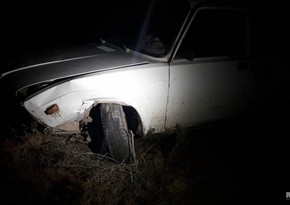 Police officer injured in car crash in Sugovushan