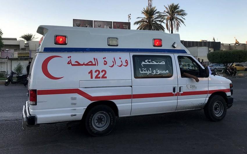 Bağdadda partlayış nəticəsində 30 nəfər öldü