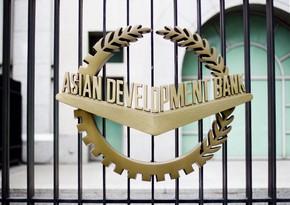 ADB Azərbaycan iqtisadiyyatı üzrə proqnozunu yeniləyib
